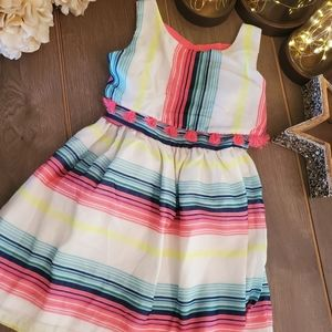 Rare Edition girls summer dress size 7